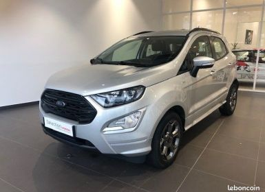 Ford Ecosport (2) 1.0 ecoboost 125 st line