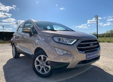 Vente Ford Ecosport ECOBOOST 125 CV TITANIUM BUSINESS Occasion