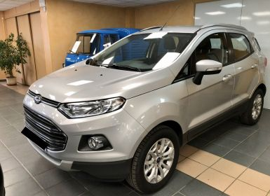 Achat Ford Ecosport FORD ECOSPORT 1.5 TDCI Occasion