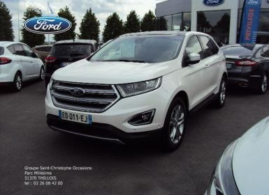 Voiture Ford Edge 2.0 TDCi 210ch Titanium i-AWD Powershift Occasion