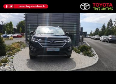 Vente Ford Edge 2.0 TDCi 210ch Titanium i-AWD Powershift Occasion