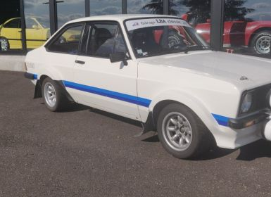 Ford Escort RS 2000 MKII GROUPE 2 VHC Occasion