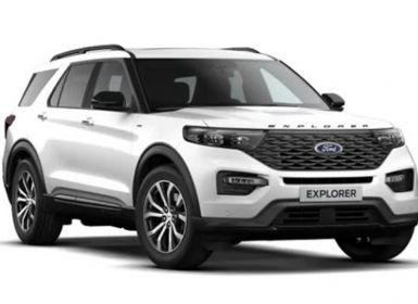 Vente Ford Explorer 3.0 ECOBOOST 457CH PARALLEL PHEV PLATINUM I-AWD BVA10 Neuf