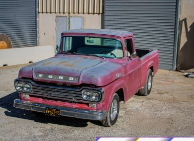 Ford F100 custom cab v8 460ci