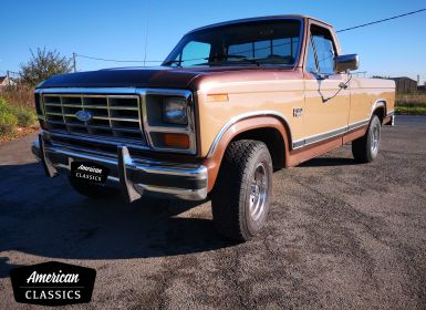 Vente Ford F150 XLT 1986 Occasion