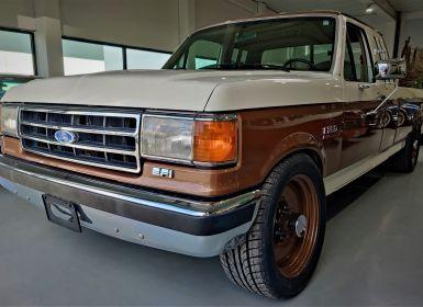Ford F250 Supercab 1990 Custom