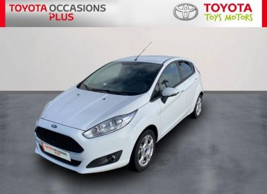 Acheter Ford Fiesta 1.0 EcoBoost 100ch Stop&Start Edition 5p Occasion