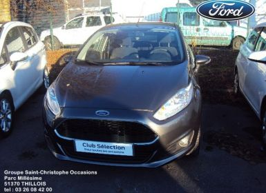 Voiture Ford Fiesta 1.0 EcoBoost 100ch Stop&Start Edition 5p Occasion