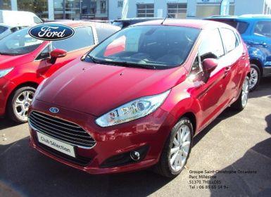 Vente Ford Fiesta 1.0 EcoBoost 100ch Stop&Start Titanium 5p Occasion