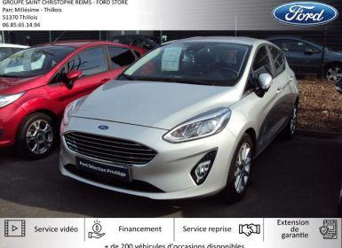 Ford Fiesta 1.0 EcoBoost 100ch Stop&Start Titanium 5p Euro6.2