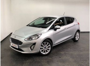 Ford Fiesta 1.0 EcoBoost 125 ch S&S BVM6 Titanium Occasion