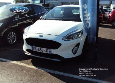 Achat Ford Fiesta 1.0 EcoBoost 85ch S&S Pack Euro6.2 Occasion