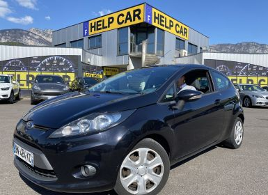 Achat Ford Fiesta 1.4 TDCI 70CH FAP AMBIENTE 3P Occasion