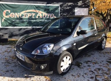 Voiture Ford Fiesta 1.4 TDCI SENSO Occasion