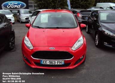Ford Fiesta 1.5 TDCi 75ch Edition 3p Occasion