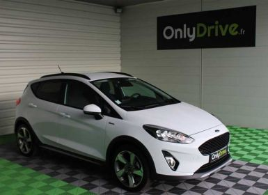 Vente Ford Fiesta ACTIVE 1.0 EcoBoost 85ch S&S BVM6 Occasion