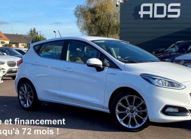 Vente Ford Fiesta V 1.0 EcoBoost 100ch Stop&Start Vignale 5p Occasion