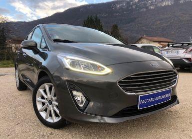 Ford Fiesta VI ECOBOOST 100CV TITANIUM Occasion