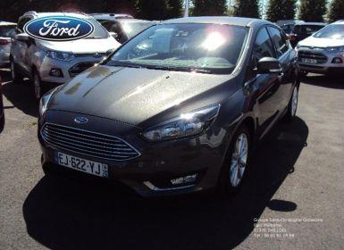 Vente Ford Focus 1.0 EcoBoost 125ch Stop&Start Titanium BVA6 Occasion