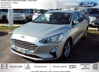 Achat Ford Focus 1.5 EcoBlue 120ch Trend Business Occasion