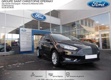 Vente Ford Focus 1.5 TDCi 120ch Stop&Start Titanium Occasion