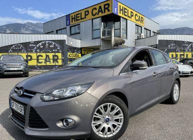 Vente Ford Focus 1.6 TDCI 115CH FAP STOP&START TITANIUM 5P Occasion