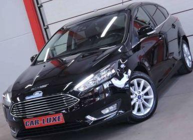 Vente Ford Focus 1.O ECOBOOST 125CV TITANIUM GRAND GPS LED CLIM Occasion