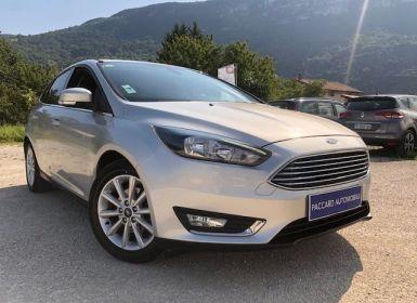 Vente Ford Focus III (2) 1.5 TDCI 120CV S&S TITANIUM 5P Occasion