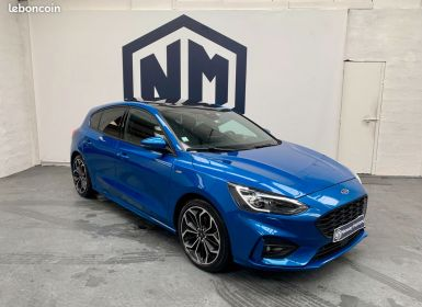 Achat Ford Focus IV 1.5 ECOBLUE 120ch S&S ST LINE Occasion