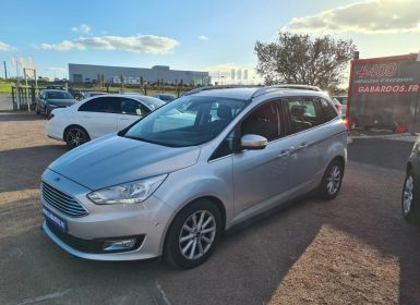 Vente Ford Grand C-MAX TITANIUM 7 PLACES 1L5 TDCI 120CV Occasion