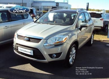Achat Ford Kuga 2.0 TDCi 136ch DPF Trend 4x2 Occasion