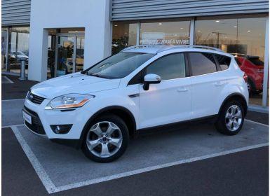 Vente Ford Kuga 2.0 TDCi 140 DPF 4x2 Titanium Occasion