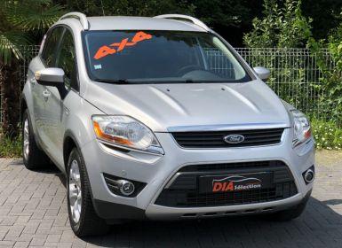 Vente Ford Kuga 2.0 TDCI 140CH FAP TREND 4X4 Occasion