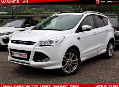 Vente Ford Kuga 2.0 TDCI 4X4 180 CV SPORT PLATINIUM Occasion