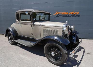 Vente Ford Model A 5W Occasion