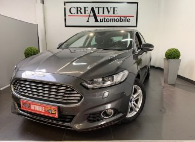 Achat Ford Mondeo 2.0 TDCi 150 CV 03/2016 GPS Occasion