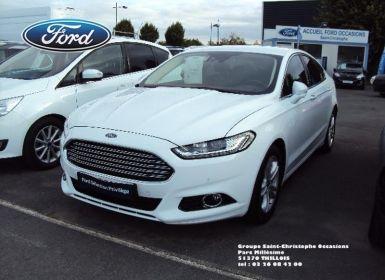 Vente Ford Mondeo 2.0 TDCi 180ch Titanium 5p Occasion