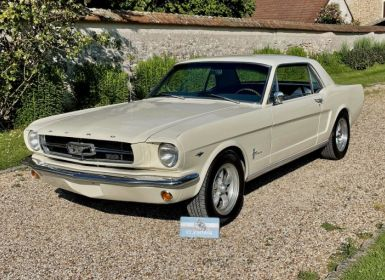 Vente Ford Mustang 1964 1/2 coupe C Occasion