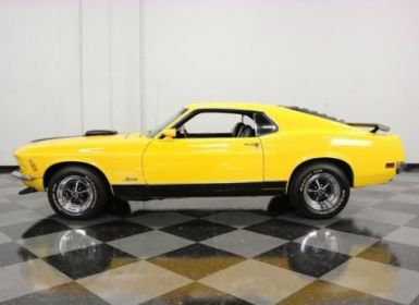 Achat Ford Mustang 1970 Occasion