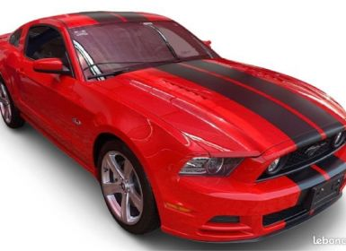 Vente Ford Mustang 2014 GT Premium V8 coyote 5.0L Occasion
