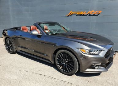 Ford Mustang 2.3 ECOBOOST 18000 KM!!! 2.3 ECOBOOST CABRIOLET BVA