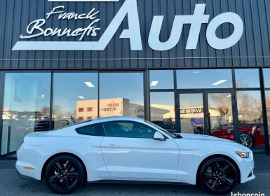 Vente Ford Mustang 2.3 Ecoboost 317 ch BVA / Premiere main / Apple Car Play Occasion