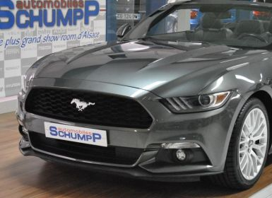 Voiture Ford Mustang 2.3 ECOBOOST 317ch CABRIOLET 1Main Occasion