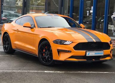 Ford Mustang 2.3i EcoBoost BVA-10 SPORT ÉDITION FULL OPTIONS Occasion
