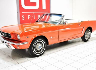 Ford Mustang 289 Ci Cabriolet Occasion
