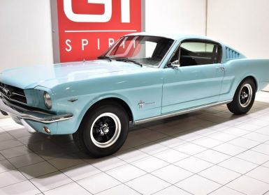 Vente Ford Mustang 289Ci Fastback Occasion