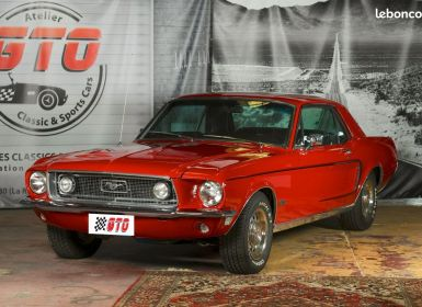Vente Ford Mustang 390 gt coupe restauree Occasion