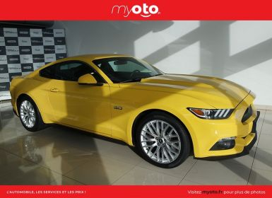 Achat Ford Mustang 5.0 V8 421CH GT Occasion