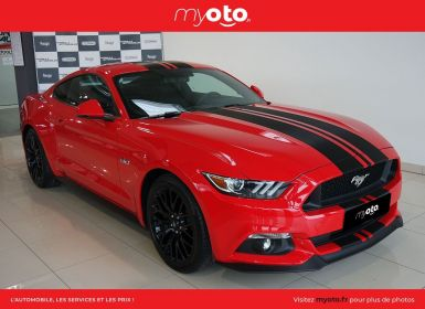 Achat Ford Mustang 5.0 V8 421CH GT BVA6 Occasion