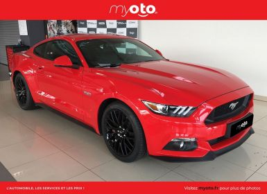 Vente Ford Mustang 5.0 V8 421CH GT BVA6 Occasion